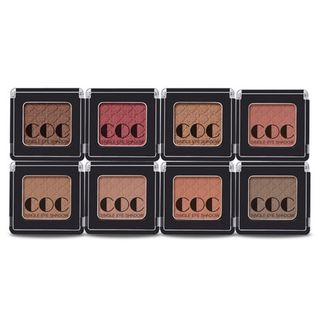 CORINGCO - Eye Contact Single Eyeshadow - 8 Colors