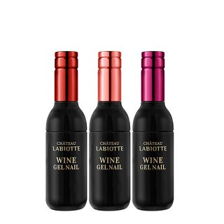 LABIOTTE - Chateau Labiotte Wine Gel Nail (8 Colors)