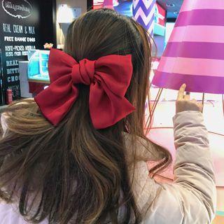 Koi Kawaii - Fabric Bow Hair Clip
