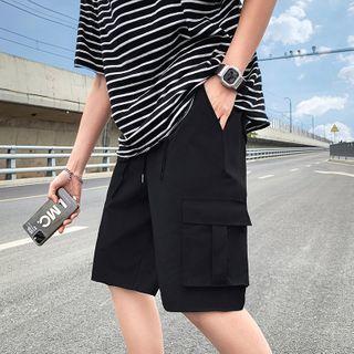 KimKlose - 工装短裤