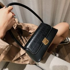 Aishang - Faux Leather Hand Bag