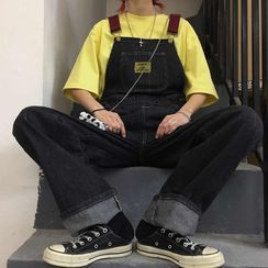 Blackcola - Denim Jumper Pants
