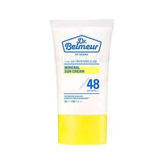 THE FACE SHOP - Dr. Belmeur UV Derma Mineral Sun Cream