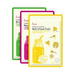Prreti - Cleanse Juice One Pack - 3 Types
