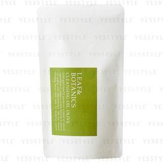 LEAF & BOTANICS - Cleansing Oil Olive Refill