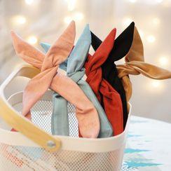 Rosemarie - 纯色钢线头带