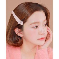 Miss21 Korea - Pastel Color Hair Clip