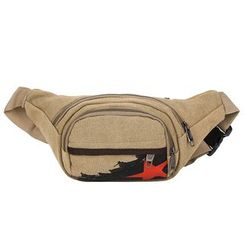 Yellowtail - Canvas Fanny Pack
