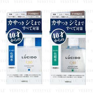 Mandom - Lucido Q10 Ageing Care Lotion 110ml - 2 Types