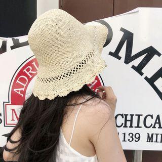 Birravin - Straw Bucket Hat