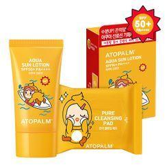 ATOPALM - Aqua Sun Lotion Special Set