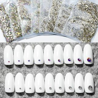 WGOMM - Rhinestone Nail Art Decoration