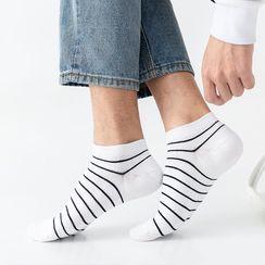 Guliga - 五件套装: 条纹袜子