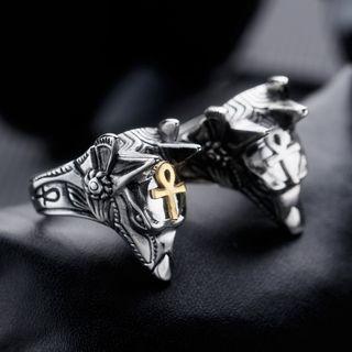 Tenri - Stainless Steel Dragon Ring