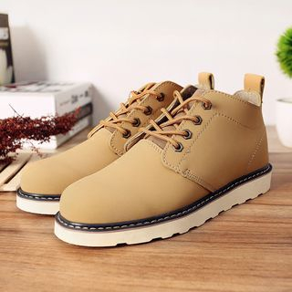 Mrlin - Genuine Leather Boots