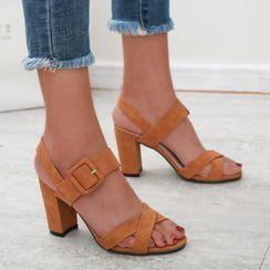 Avanti - Block  Heel Sandals