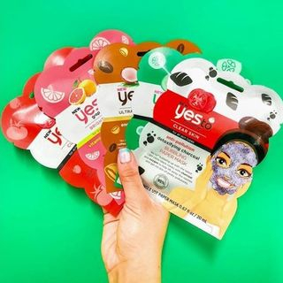 Yes To - Bubbling Paper Mask (Single Pack / 5 Types)