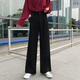 Sisyphi - Wide-Leg Pants