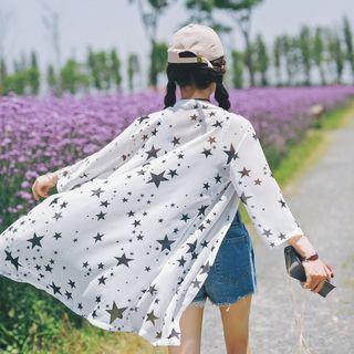 Kizkaze - Floral Light Jacket