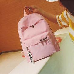 Hampa - Canvas Backpack