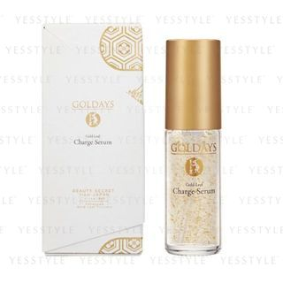 Makanai Cosmetics - Goldays Gold Leaf Charge Serum