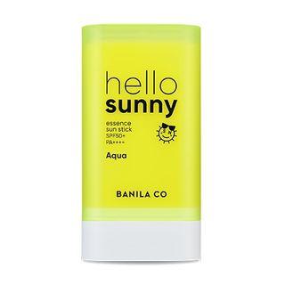 BANILA CO - Hello Sunny Essence Sun Stick AQUA