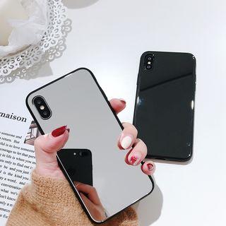 Hephone - Mirror Case for iPhone 6 / 6 Plus / 7 / 7 Plus / 8 / 8 Plus / X