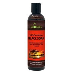 Sky Organics - Liquid African Black Soap
