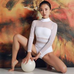 Feelme - Dance Long-Sleeve Bodysuit