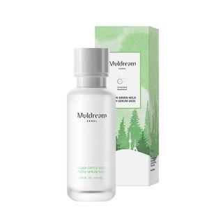 Muldream - Vegan Green Mild Fresh Serum Skin
