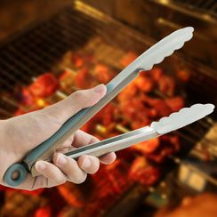 Home Simply - Stainless Steel Food Tongs