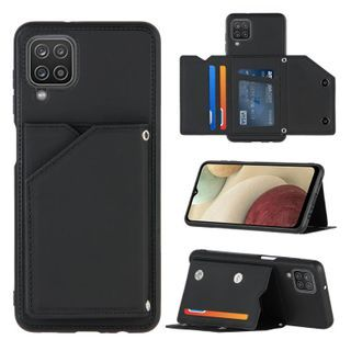 Quivier - Card Holder Folio Phone Case - Samsung