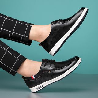 Kayne H - Perforated Boat Shoes