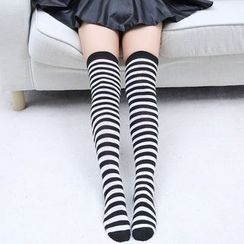 Shaman - Thigh High Socks / Leg Warmers