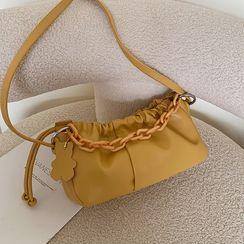 Skyglow - Faux Leather Crossbody Bag