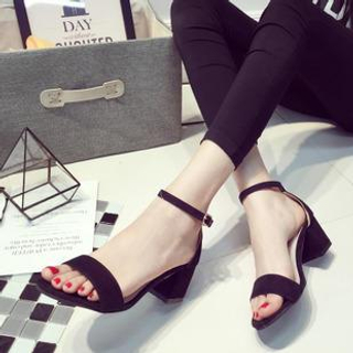 Sunsteps - Ankle-Strap Block Heel Sandals