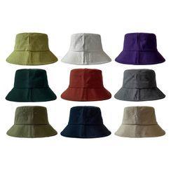 Heloi - 纯色渔夫帽
