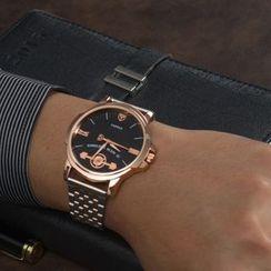 YAZOLE - 夜光帶式手錶