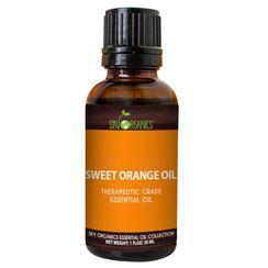 Sky Organics - Sweet Orange Essential Oil