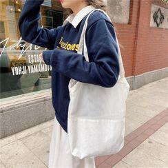 Milha - Mesh Panel Tote Bag