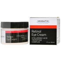 YEOUTH - Crema de ojos con un 2,5% de retinol.