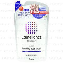 Kracie - Lamellance Foaming Body Wash Aquatic White Floral Refill