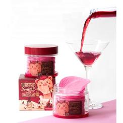 Elizavecca - Milky Piggy Hell-Pore Perfect Wine Peeling Pad 30pcs