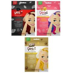 Yes To - Dry Shampoo Wipe for Unicorn Hair (Single Use / 3 Types)