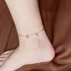 Infini - Bell Anklet