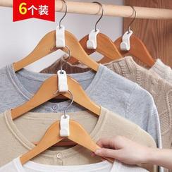 Yulu - 六件套装: 省位挂鈎