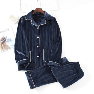 Dogini - Pajama Set: Fluffy Jacket + Pants