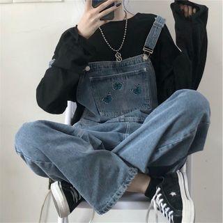 Banash(バナッシュ) - Butterfly Jumper Jeans