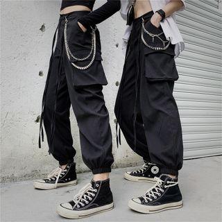 MELLO - 工装裤 / 裤子链条