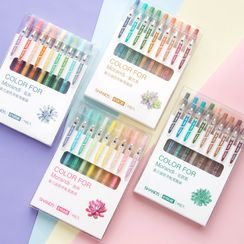 SOONERGO - Set: Colored Pens
